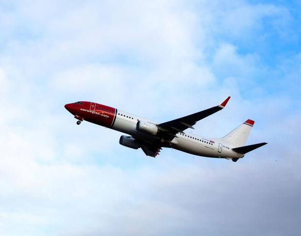 The discontinuation of Norwegian flights has had an impact. Photo: Simon Dawson