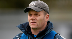 Crop of gold: Former Dublin captain and All-Ireland winning U-21 manager Dessie Farrell says Dublin's domination is down mainly to talent and not the money invested into coaching. Photo: Sportsfile