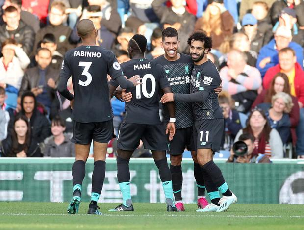 Liverpool maintain winning start in Premier League with