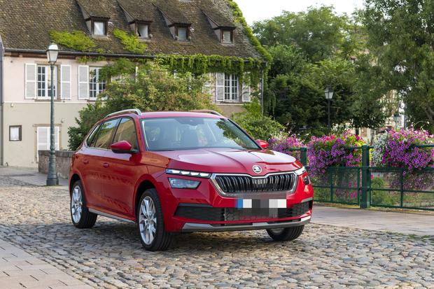 Ready for those mean streets: Skoda Kamiq claims to have more space than its rivals