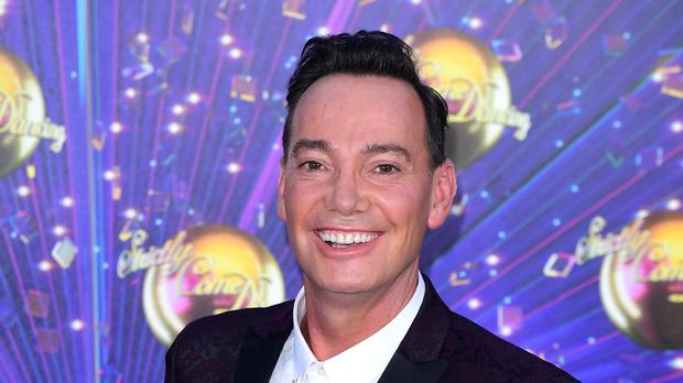 Craig Revel Horwood has apologised (Ian West/PA)