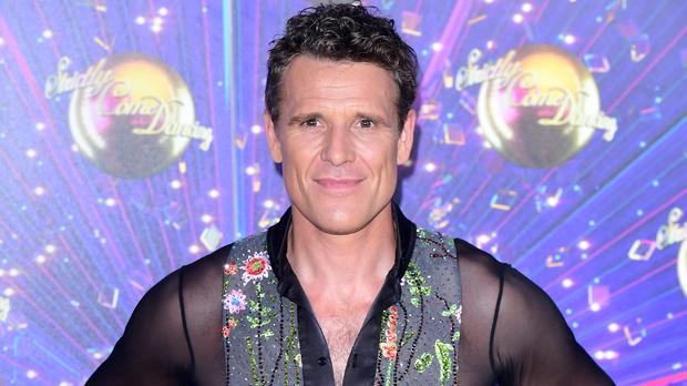 James Cracknell arriving at the red carpet launch of Strictly Come Dancing (Ian West/PA)
