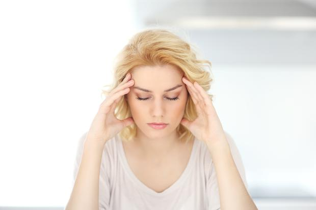 'Stigma and prejudice': 13,000 people get migraines each day. Stock image