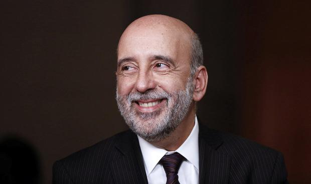 Pressure: New Central Bank governor Gabriel Makhlouf. Photo: Bloomberg
