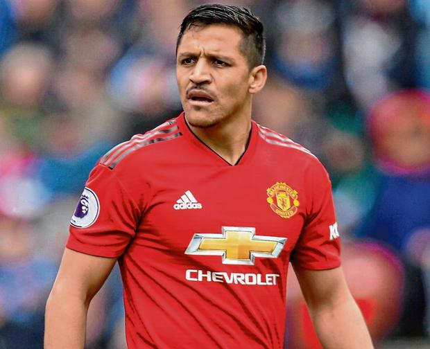 Alexis Sánchez says he 'didn't know why' Manchester United dropped him