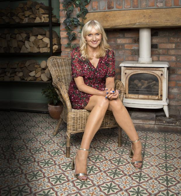 Miriam O'Callaghan on long-distance marriage, family and how