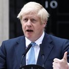 British prime minister Boris Johnson. Photo: REUTERS/Simon Dawson