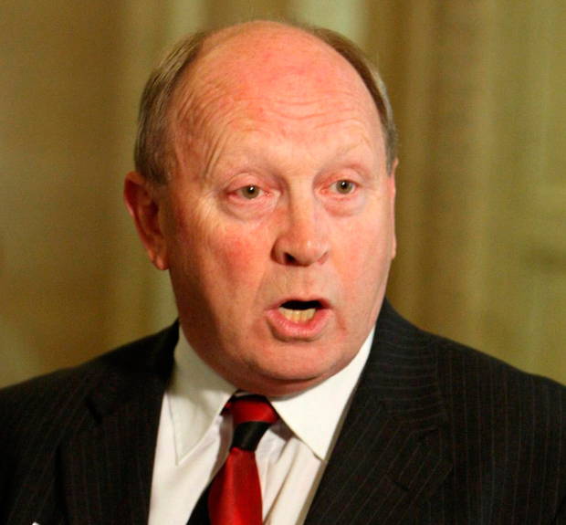 Traditional Unionist Voice leader Jim Allister
