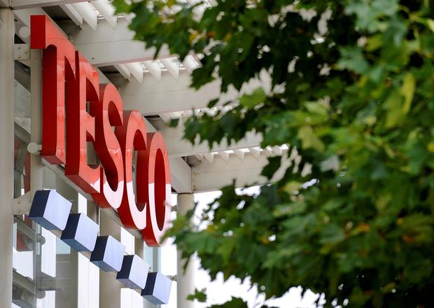 Tesco does not offer mortgages to customers in the Republic of Ireland. Photo: Reuters