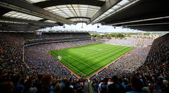 Jim Gavin's side delivered an off-colour display in the first match and were nearly thwarted in their bid for an historic five-in-a-row by Peter Keane's men. Photo: Sportsfile