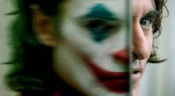 No laughing matter: Joaquin Phoenix plays the lead character in 'Joker', which is released next month