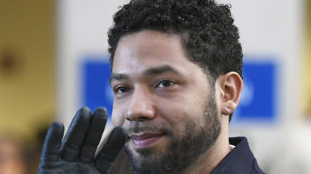 Jussie Smollett (Paul Beaty/AP)