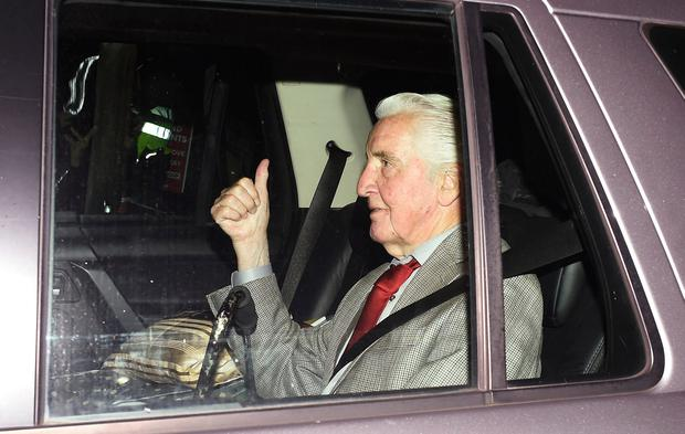 Mystery: Labour MP Dennis Skinner was bequeathed £1,000. Photo: Peter Summers/Getty Images