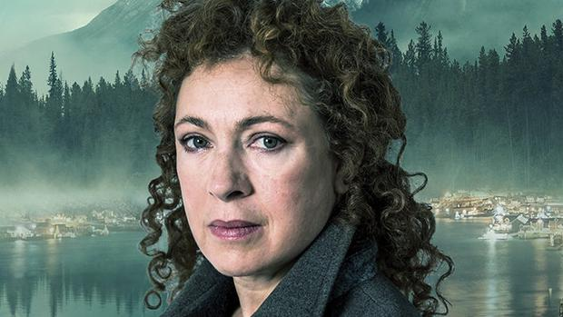 Alex Kingston in An Enemy Of The People (Nottingham Playhouse)