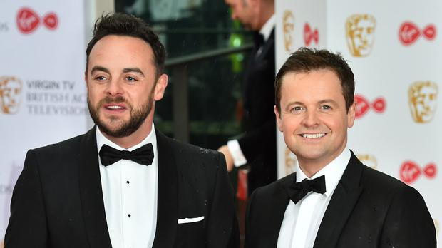 Ant McPartlin and Declan Donnelly (Matt Crossick/PA)