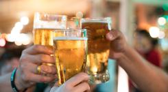 Calorie counts on beer bottles are on the way after Ireland signed a new EU-wide commitment. Stock Image