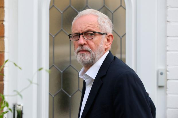 Doubts: There are questions over Labour leader Jeremy Corbyn's electability. Photo: PA