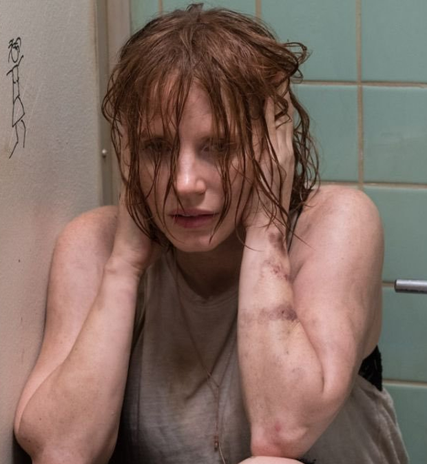 Jessica Chastain as Beverly
