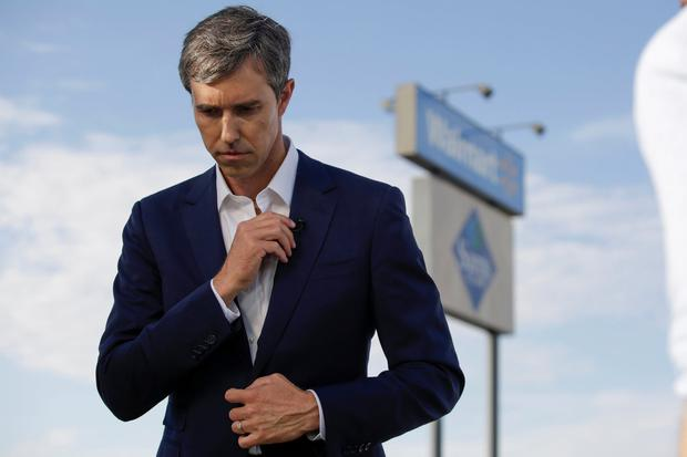 Call to tech giants: Democratic presidential candidate Beto O'Rourke. Photo: Reuters