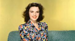 Hollywood .... Judy Garland's demons began to surface on the set of 'The Wizard Of Oz'