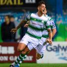 Lee Grace of Shamrock Rovers. Photo by Eóin Noonan/Sportsfile