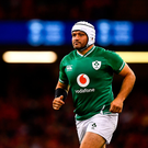 Like Schmidt, captain Rory Best is facing into his final home game for Ireland as he approaches the end of a stellar career after the World Cup. Photo by David Fitzgerald/Sportsfile