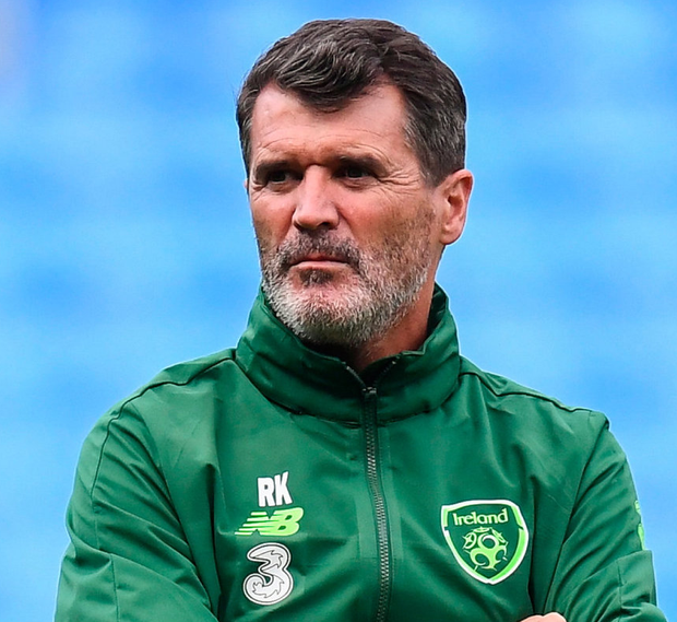 Roy Keane. Photo: Stephen McCarthy/Sportsfile