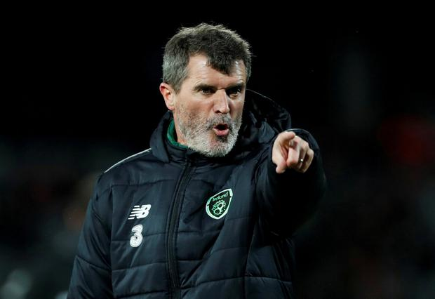 Roy Keane. Picture: Reuters/Matthew Childs