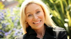 Angie Best is backing CBD beauty range