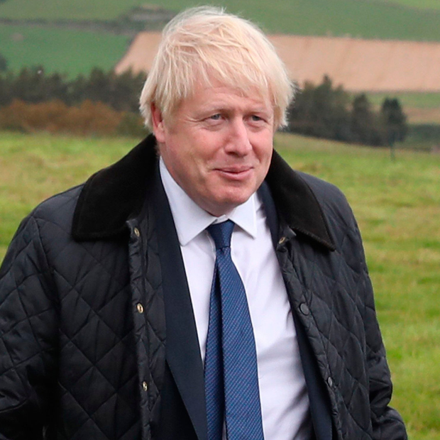 'Mr Johnson remains adamant he needs the no-deal threat to wrest a better agreement from Brussels at the next EU leaders' summit.' Photo: Getty Images