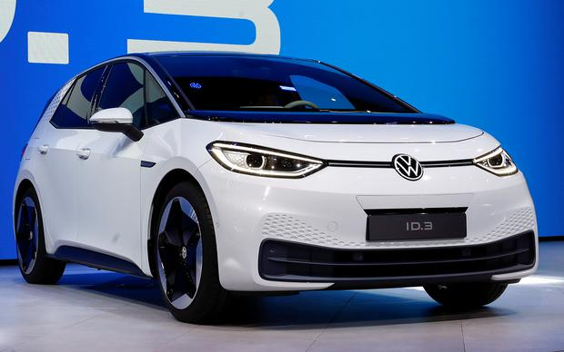 Volkswagen's new electric family car will cost Irish people