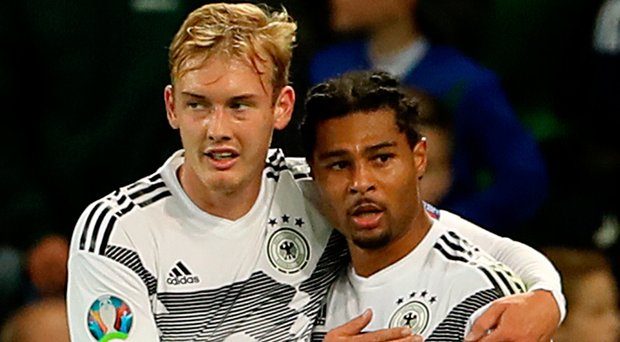 North lose top spot after German defeat