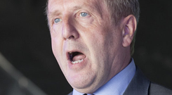 Michael Creed urged the parties to engage in talks. Photo: Arthur Carron