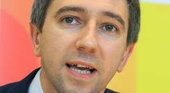 Health Minister Simon Harris has held talks with the HSE. Picture: Collins