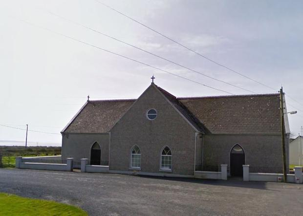 A Funeral Mass will be held for Loretto at Doonaha Church (Photo; Google Maps)