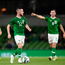 Ireland's Jack Byrne is pictured in action during the friendly win over Bulgaria at the Aviva Stadium, Dublin. Photo: Stephen McCarthy/Sportsfile