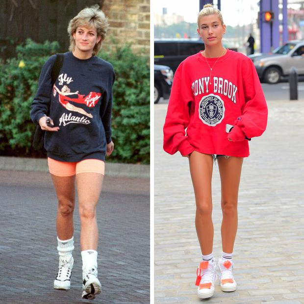 How Princess Diana became this season's style muse ...