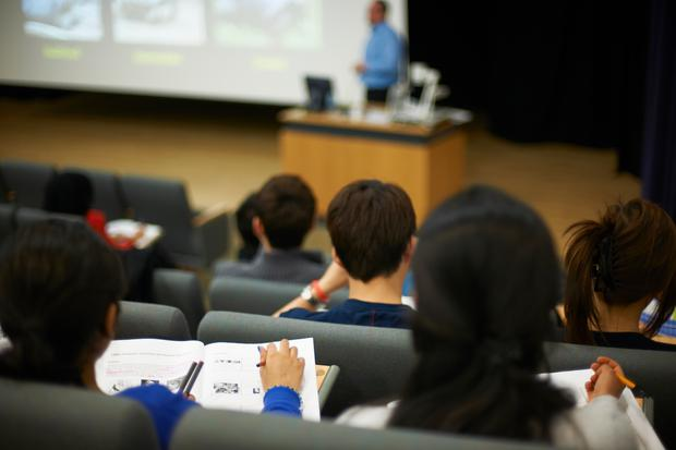 'There is also no denying the relatively low levels of investment in Irish education' (stock photo)