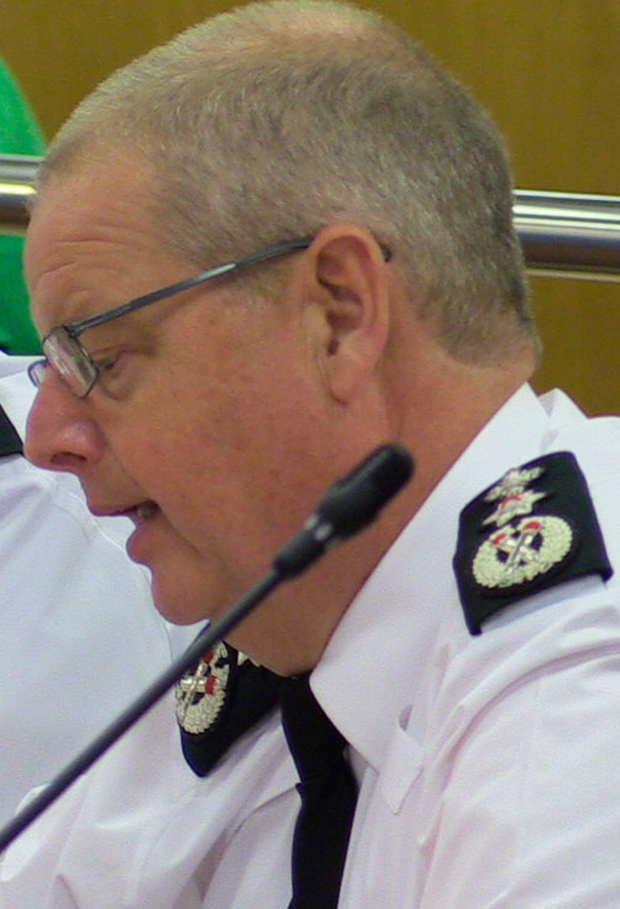 Wants more officers: New PSNI Chief Constable Simon Byrne. Photo: Michael McHugh/PA Wire