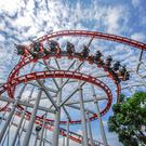 A double looped roller coaster. iStock/PA.