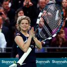 Belgium's Kim Clijsters is set to come out of retirement. REUTERS/Francois Lenoir/File Photo