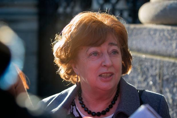 Ms Murphy said the Social Democrats was 'absolutely in favour of ending unpaid internships'. Photo: Gareth Chaney, Collins