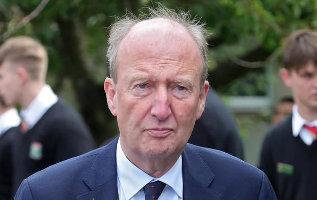 Controversy: Shane Ross was accused of distancing himself. Photo: Colin Keegan, Collins Dublin
