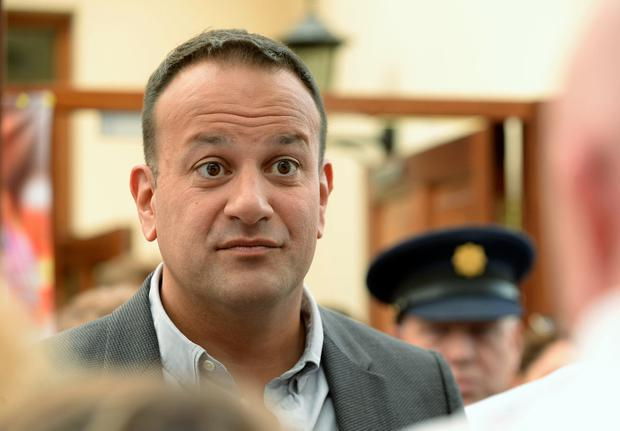 Regulations: The Taoiseach says UK will have to adhere to WTO rules. Picture: Caroline Quinn