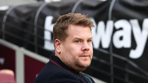 James Corden has hit out at a fellow US late night host who called for fat-shaming to 'make a comeback' (Chris Radburn/PA)