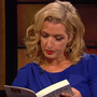 Vicky Phelan read an extract from her book Overcoming on the Late Late Show