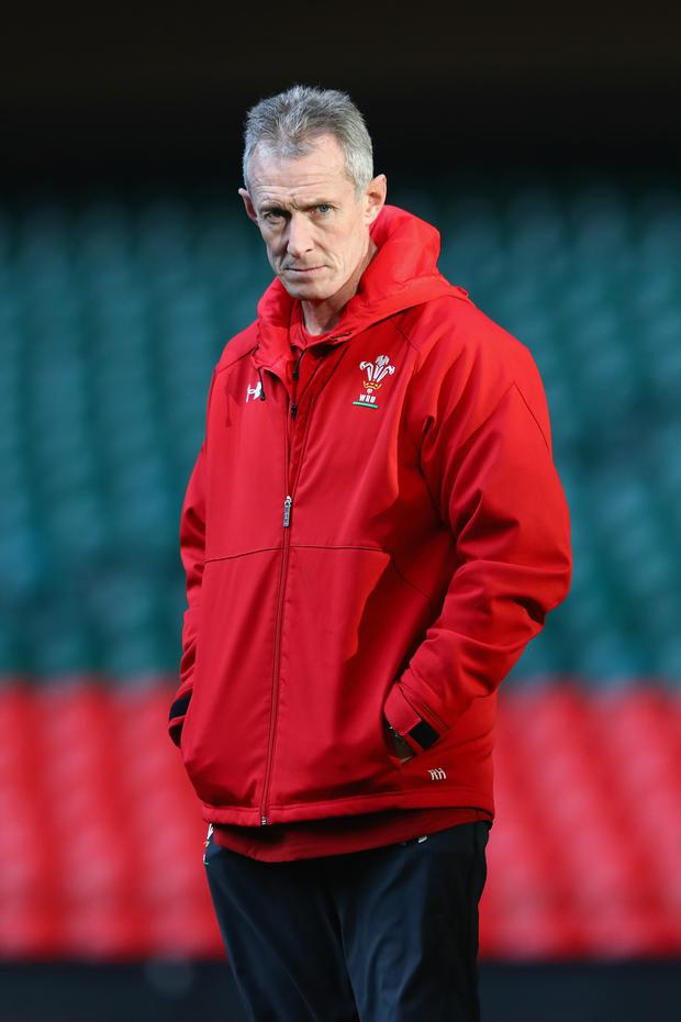 Rob Howley: 'Our game has developed a lot'. Photo: Getty