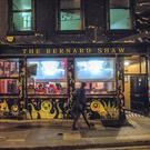 CLOSURE: The Bernard Shaw pub has been open for only 12 years, but has become a hipster's idea of cool, old Dublin.