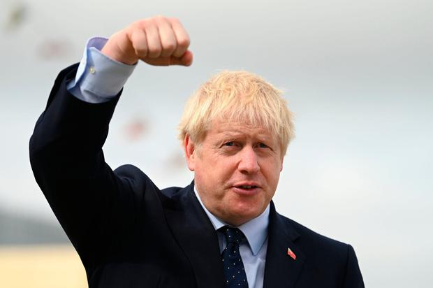 Criticism: UK Prime Minister Boris Johnson will meet Jean-Claude Juncker today in Luxembourg. Photo: PA