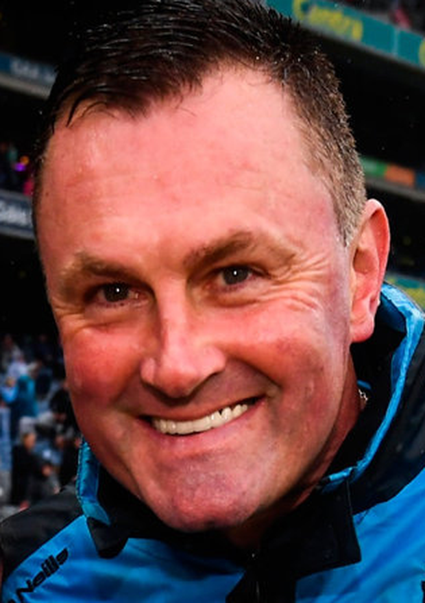 Dominance: Dublin manager Mick Bohan whose side who their third All-Ireland in-a-row yesterday. Photo: Stephen McCarthy/Sportsfile